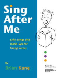 Book cover of Sing After Me